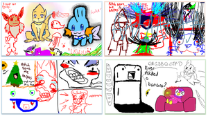 iScribble Collab 2 by Amethyst26