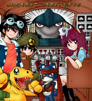 Digimon Next by Animehase