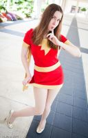 Mary Marvel by TwinklebatCosplay