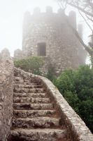 Moorish Castle Tower2 by nevarducorvis