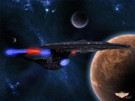 The Final Frontier... by Cybertosh