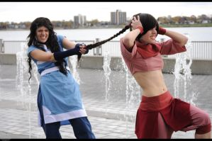 ATLA: Cheap Tricks by MangoSirene