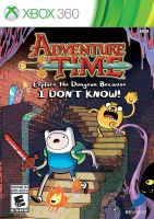 video game Adventure Time!! by brittanyduoser