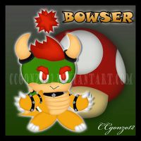 Bowser Chao by CCmoonstar23