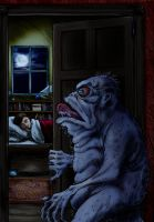 Inside the Haunted Doll House by Loneanimator