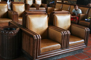 Union Station Upholstery by FreakyLaurent