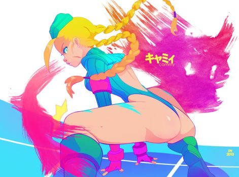cammy by pyawakit