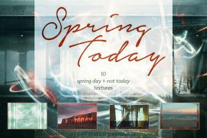 BTS   Spring Today [Texture Pack] by itsyesi