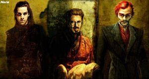 The Brothers by clive-barker-club