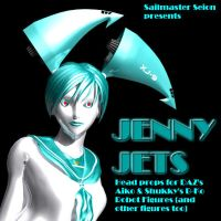 JENNY JETS - Download now! by Sailmaster-Seion