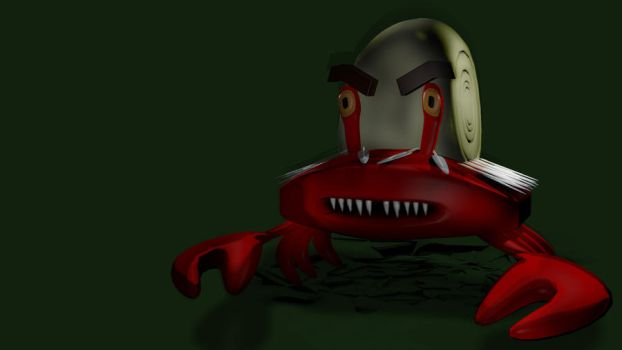 Dwarf Fortress Legendary Crab Beast by Soap-56
