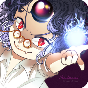 CHIBI Commission - Arcturus by Sorina-chan