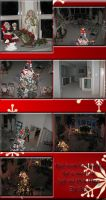 Decorations in a Mansion Zip 1 by WDWParksGal-Stock