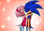 Sonic and Amy - It doesn't matter (resub) by ScandinavianMonkey