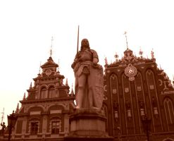 old riga by poupon82