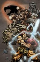 Thundercats by psychoheat