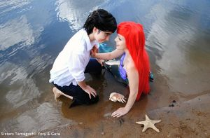 The Little Mermaid by Sisters-Tamagochi