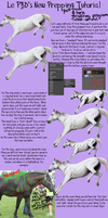 Prepping Tutorial- Part 1 of Steps of a Manip by PureBredDressage