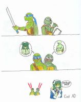 TMNT_Dirty Thoughts by DNLnamek01