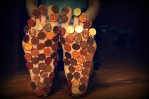 The Pennies In My Shoes by ThePenniesInMyShoes