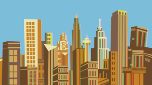 City of Townsville 3D by LDEJRuff
