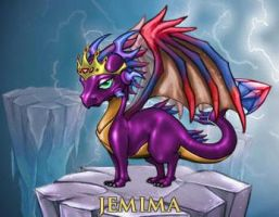 Jemima by element-dragonx