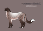 Shedu Cat Male 2236 by SheduMaster