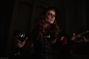 Anna Henrietta (The Witcher 3) by niamash