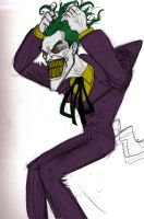 Joker WIP by memorypalace