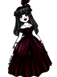 The Crimson ACTUAL Doll by luigirules64