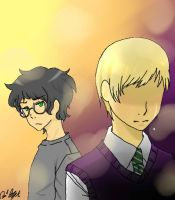Drarry by NadiaEve