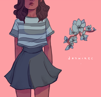 forget me not by Jaynirec