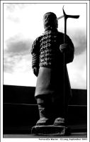 Terracotta Warrior by anotherview