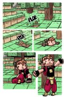 Crafting- Comic Visualization Page 1 by stplmstr