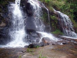 Waterfall - Estrada Real - BR by aporcelana