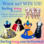 Fall 2015 Art Contest by DarlingArmy