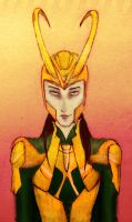 Loki (finished) by saknett