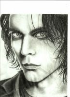 ville valo - crinkled -.- by olli-polli
