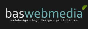 bas-webmedia new logo type by BAS-design