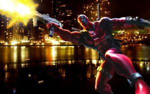 Urban Deadpool by DanielTenn