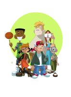 Recess by ShaunWard