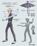 Gingham Character Sheet by theartful-dodge