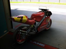 Cagiva C591 by simjoy