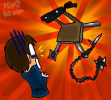Request - Ninja Chairs by Mythical-Whimsy
