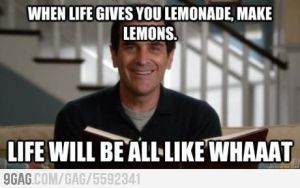 When Life gives you lemonade... by hegie