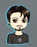 Tony Stark by VML1212