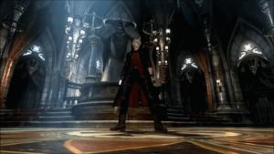 Devil May Cry 4 Hey Hey Hey! Taunt. GIF by ConnorSparda