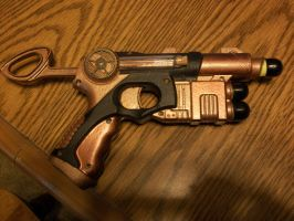 Steam Punk Pocket Shot by Frost-Claw-Studios