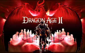 Dragon Age 2 Wallpaper by CrossDominatriX5