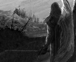 the last angel by yonaz